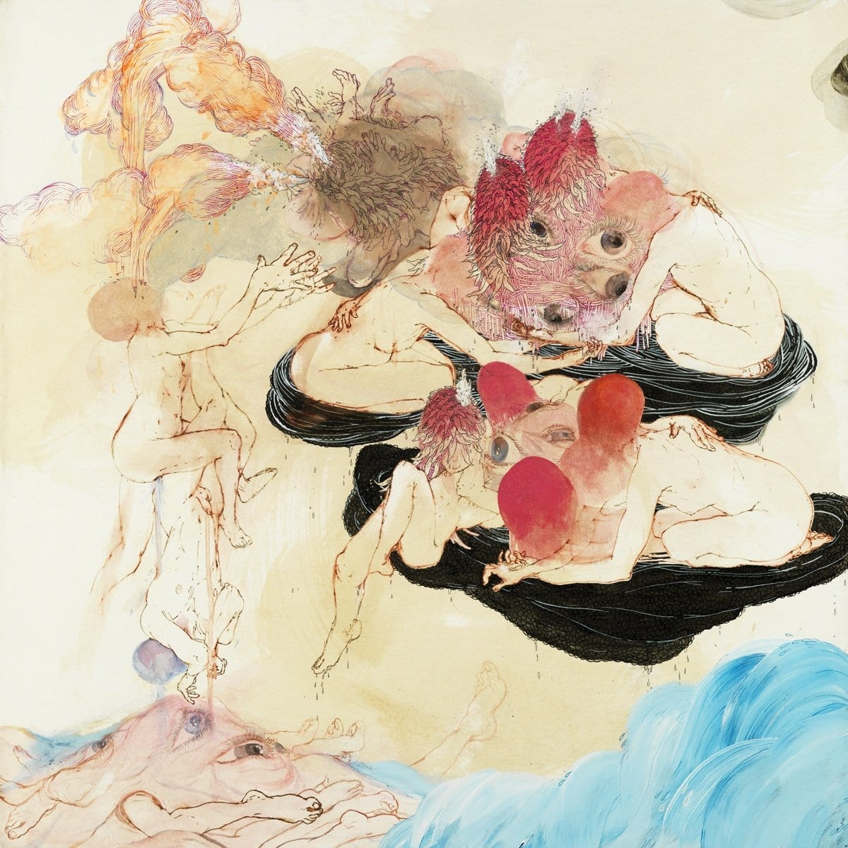 Future Islands - In Evening Air [LP] (black vinyl, ) - Urban Vinyl | Records, Headphones, and more.