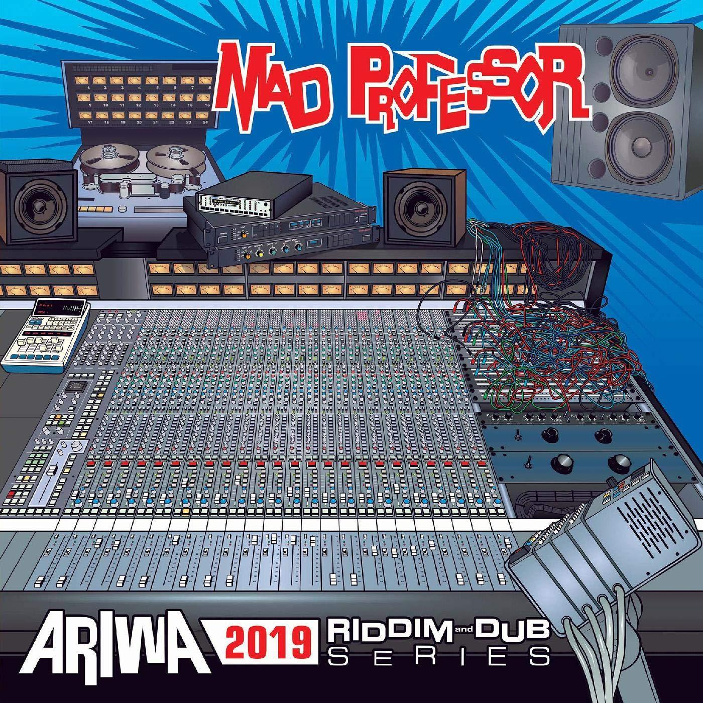 Mad Professor - Ariwa Riddim And Dub 2019 [LP] - Urban Vinyl | Records, Headphones, and more.