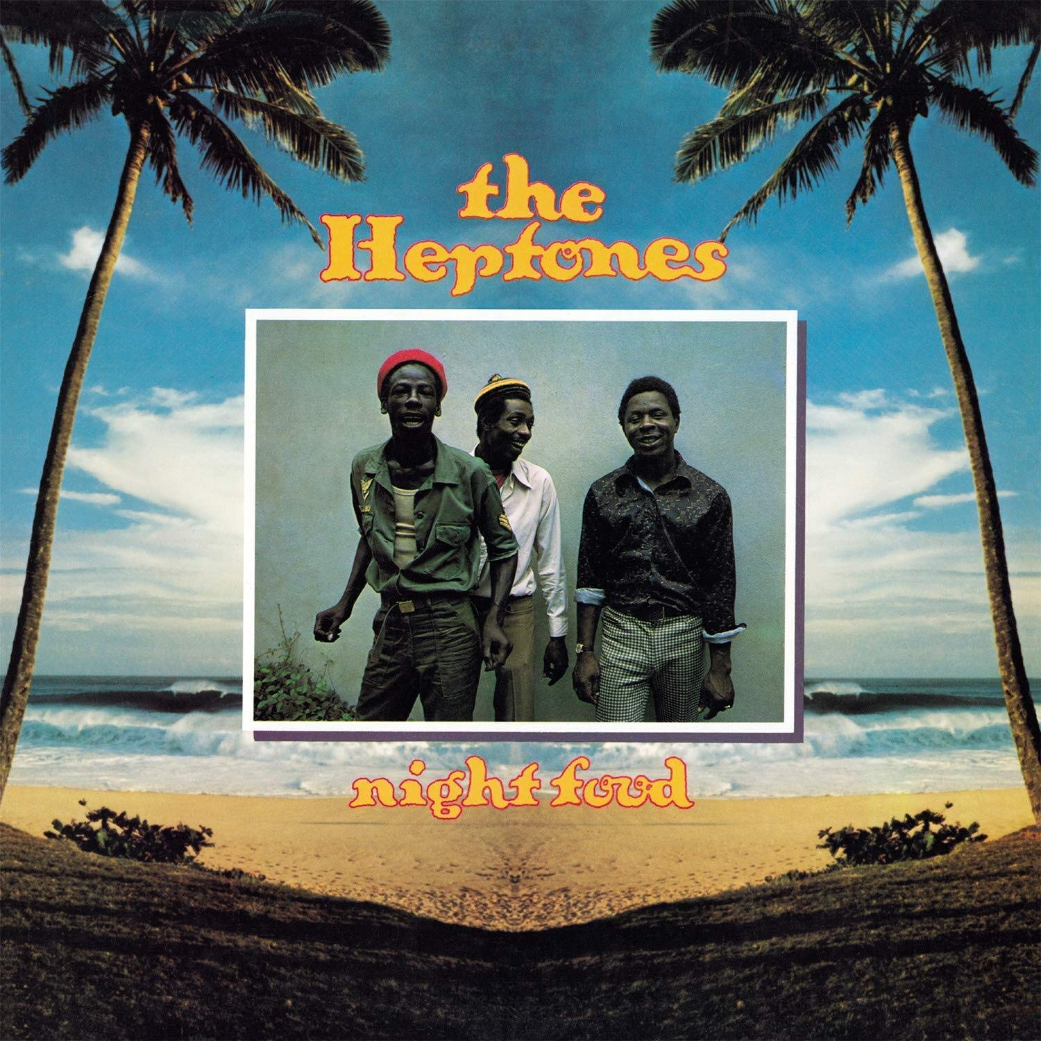 Heptones, The - Night Food [LP] (180 Gram Audiophile Vinyl, insert with lyrics, reggae series with selected reggae classics sticker on seal, import)