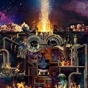 Flying Lotus - Flamagra [2LP] (pop up gatefold sleeve, download, PVC sleeve, limited) [no exports]