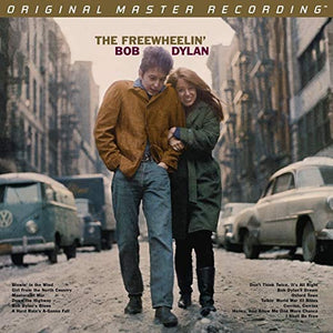 Bob Dylan - The Freewheelin' Bob Dylan [SACD] (Hybrid Mono SACD, limited/numbered)