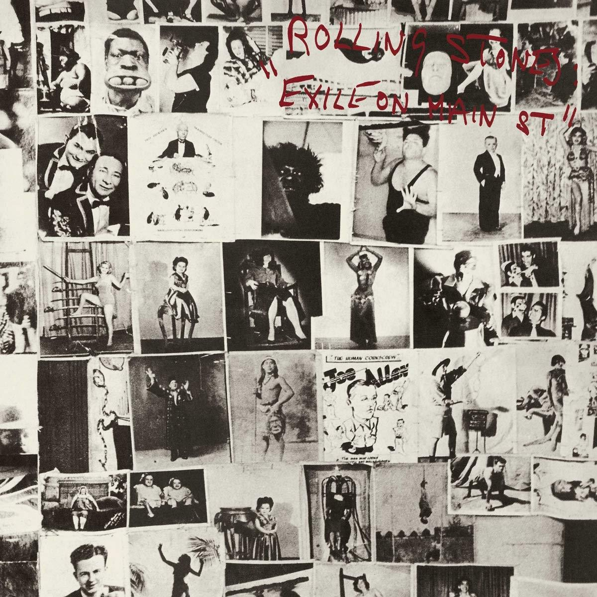Rolling Stones, The - Exile On Main Street [2LP] (180 Gram, remastered & cut at revelatory Half-Speed at Abbey Road Studios from vinyl specific original tape transfers) - Urban Vinyl | Records, Headphones, and more.