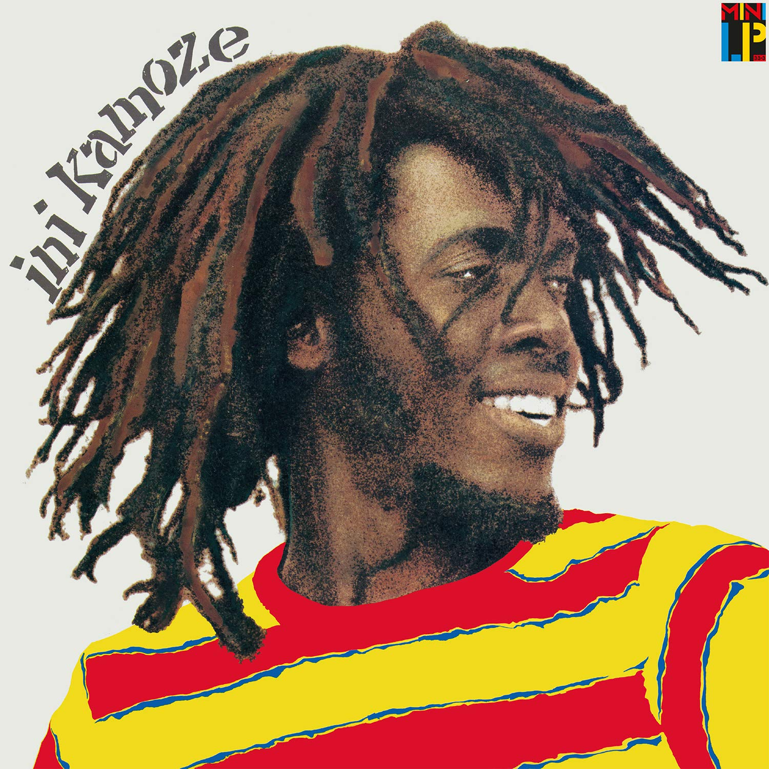 Ini Kamoze - Ini Kamoze [LP] (180 Gram Audiophile Vinyl, reggae series with selected reggae classics sticker on seal, import)