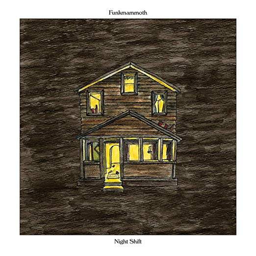 Funkmammoth - Night Shift (LP)