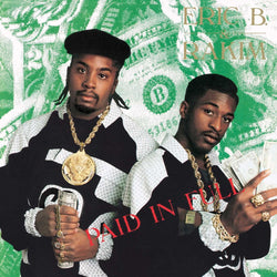 Eric B. & Rakim - Paid In Full [2LP] - Urban Vinyl Records