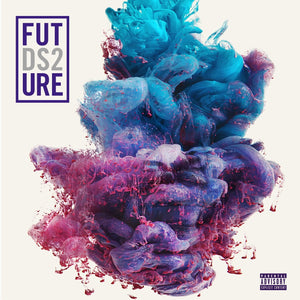 Future - DS2 [2LP] (One Clear Blue LP And One Clear Purple LP, download)