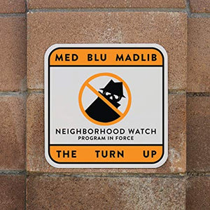MED/Blu/Madlib - The Turn Up (EP)