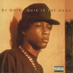 DJ Quik - Quik Is The Name [LP] (download) - Urban Vinyl Records