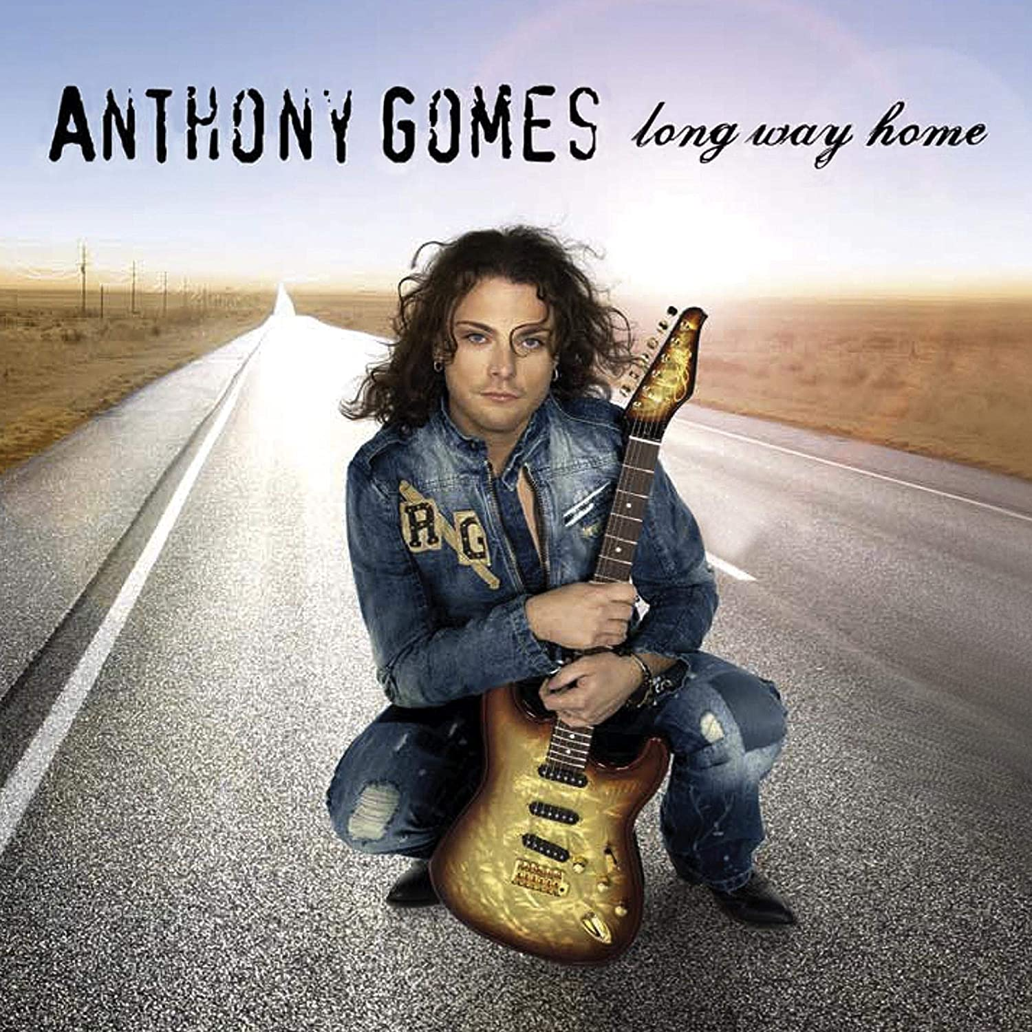 Anthony Gomes - Long Way Home [CD] - Urban Vinyl | Records, Headphones, and more.