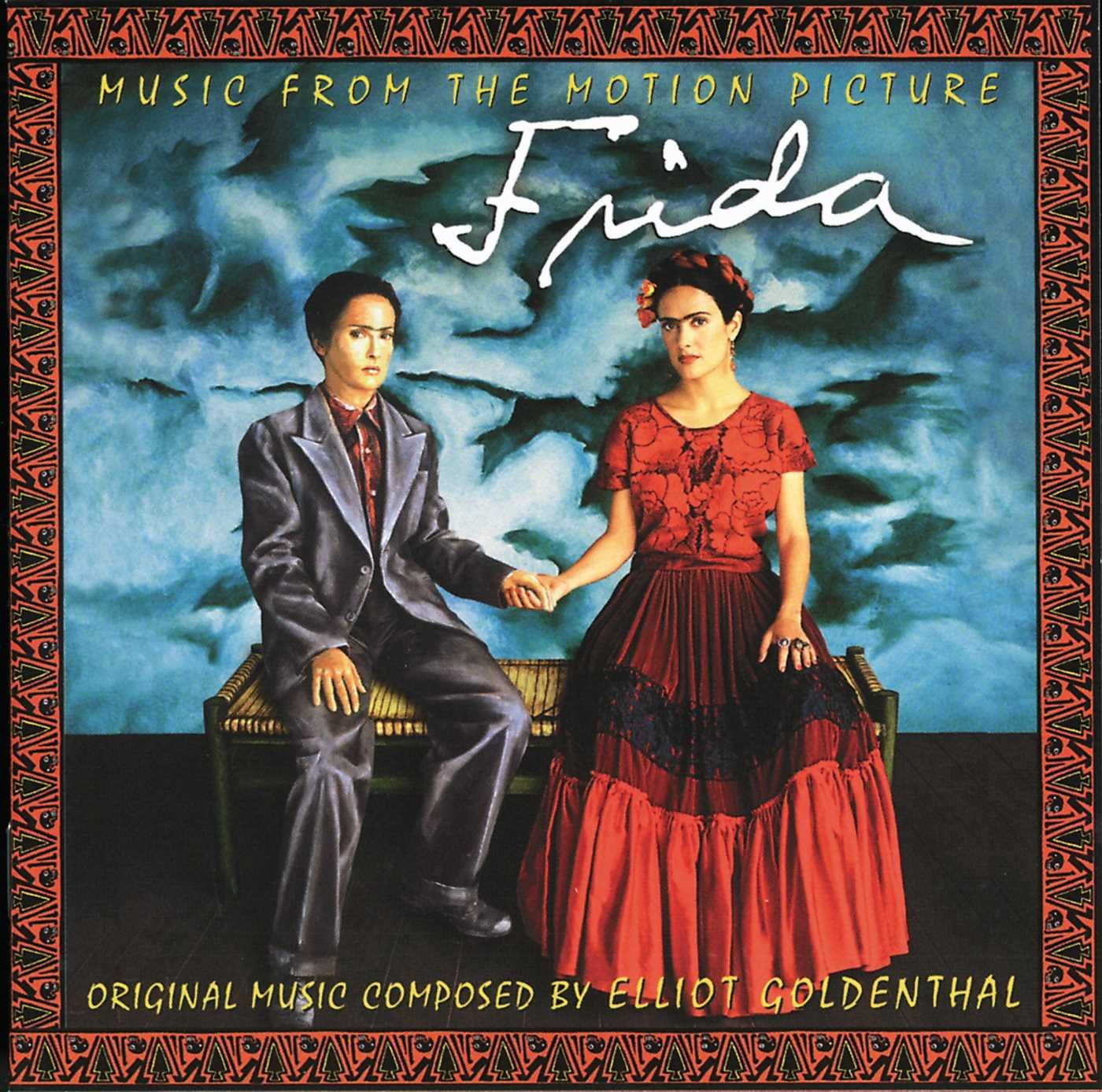 Various Artists - Frida (Soundtrack) [LP] (180 Gram, 20-page booklet, download) - Urban Vinyl | Records, Headphones, and more.