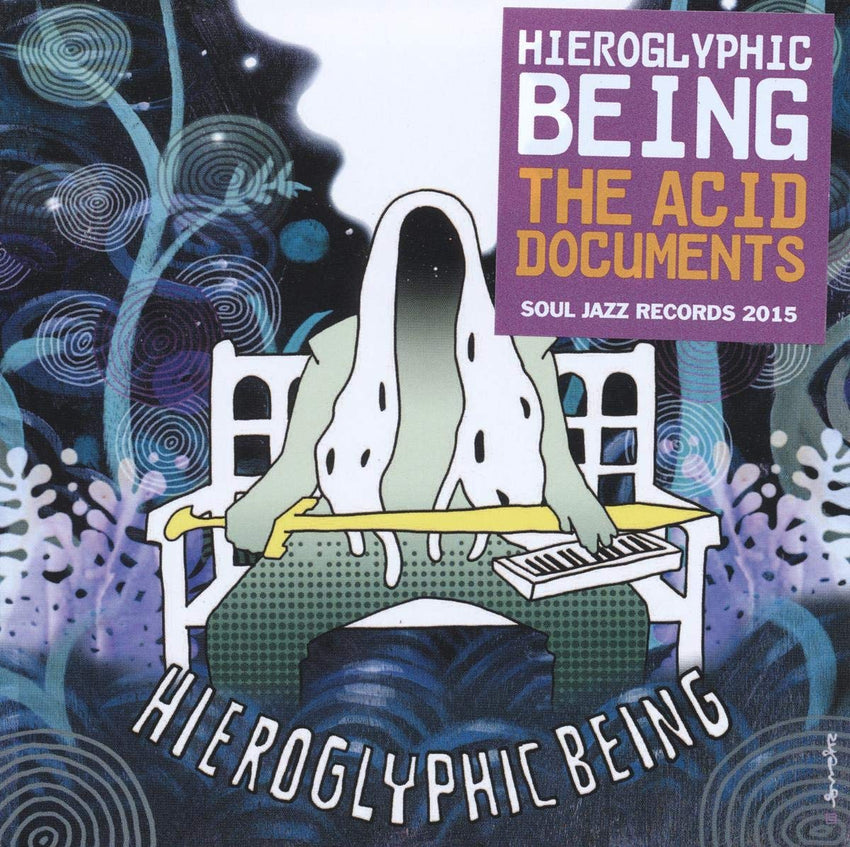 Hieroglyphic Being - The Acid Documents [2LP] (Colored Vinyl)