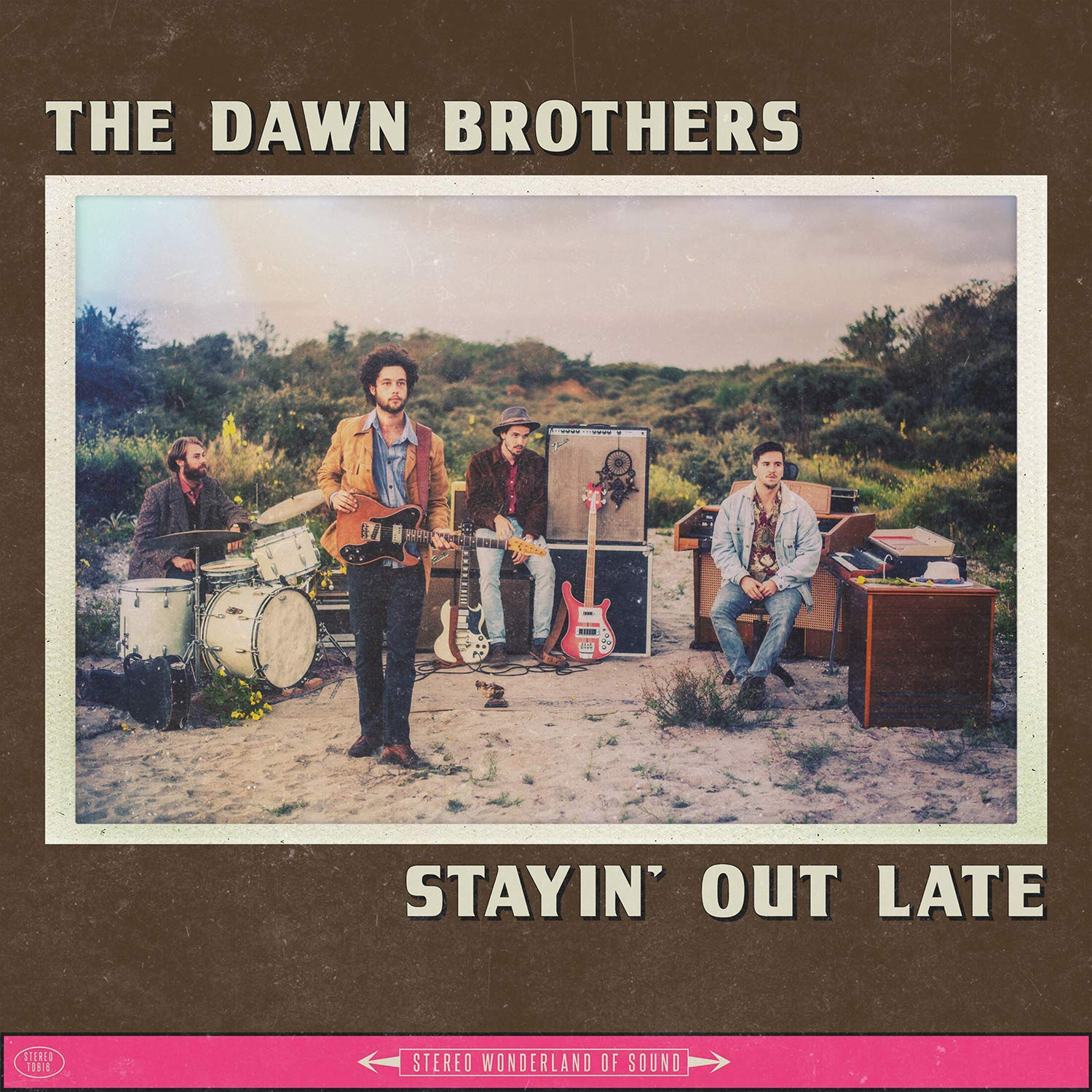 Dawn Brothers - Stayin Out Late [CD] - Urban Vinyl | Records, Headphones, and more.