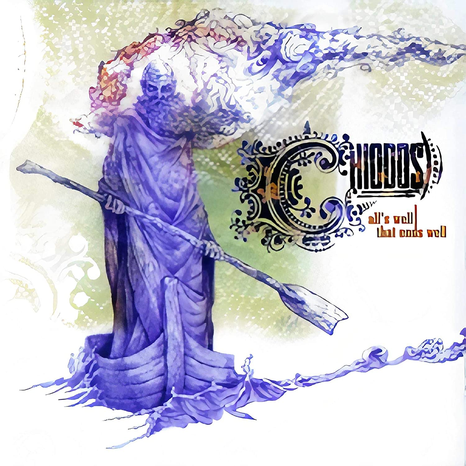 Chiodos - All's Well That Ends Well [LP] (Pink Vinyl, Breast Cancer charity release, limited to 500)