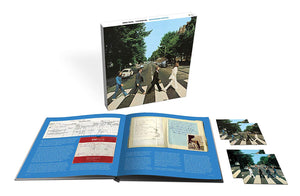 Beatles, The - Abbey Road [3CD+BluRay Box Set] (Super Deluxe 50th Anniversary, 12'' x 12'' 100-page hardcover book, limited)