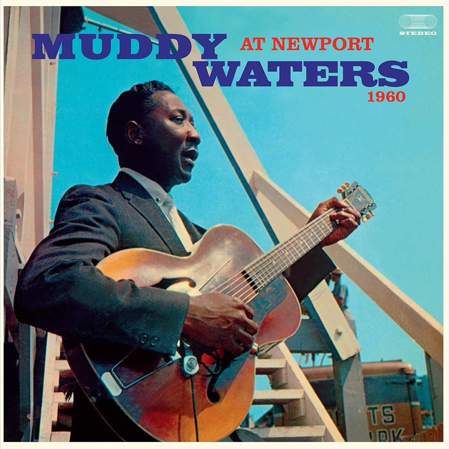 Muddy Waters - At Newport 1960 [LP] (180 Gram, Transparent Purple Vinyl, import)