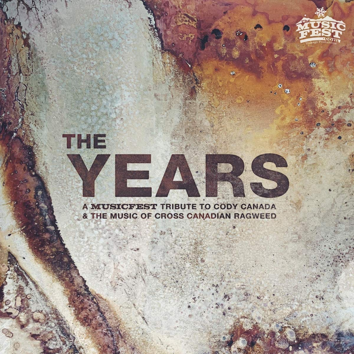 Various Artists - The Years: A Musicfest Tribute To Cody Canada And The Music Of Cross Canadian [2LP]