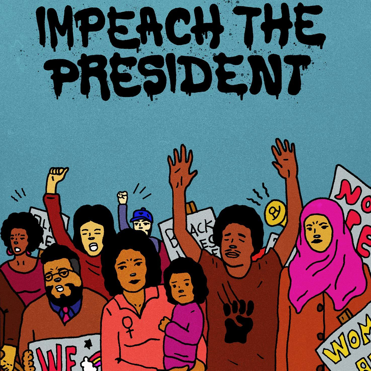 Sure Fire Soul Ensemble ft. Kelly Finnigan, The - Impeach The President [7'']