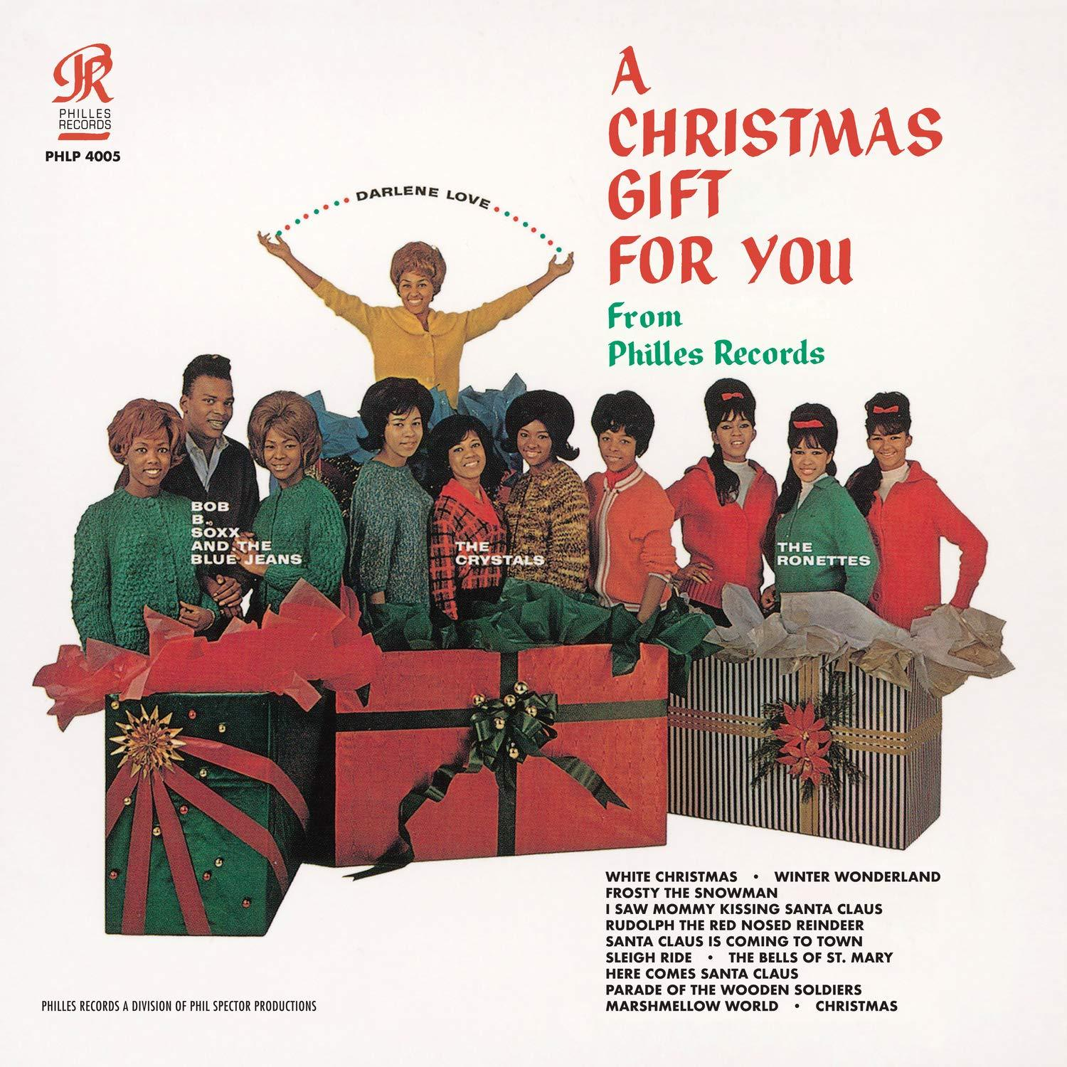 Various Artists - A Christmas Gift For You From Phil Spector [LP]