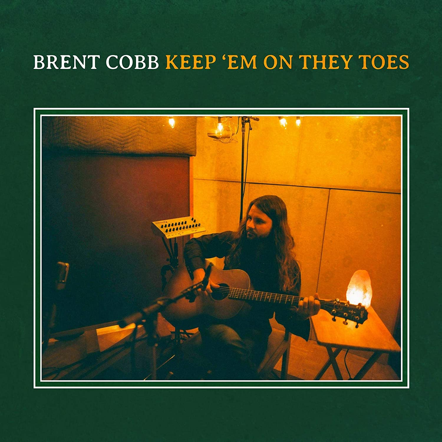 Brent Cobb - Keep 'em On They Toes [CD]