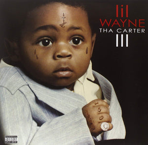 Lil Wayne - Tha Carter III Volume I [2 LP] (red cover) - Urban Vinyl Records