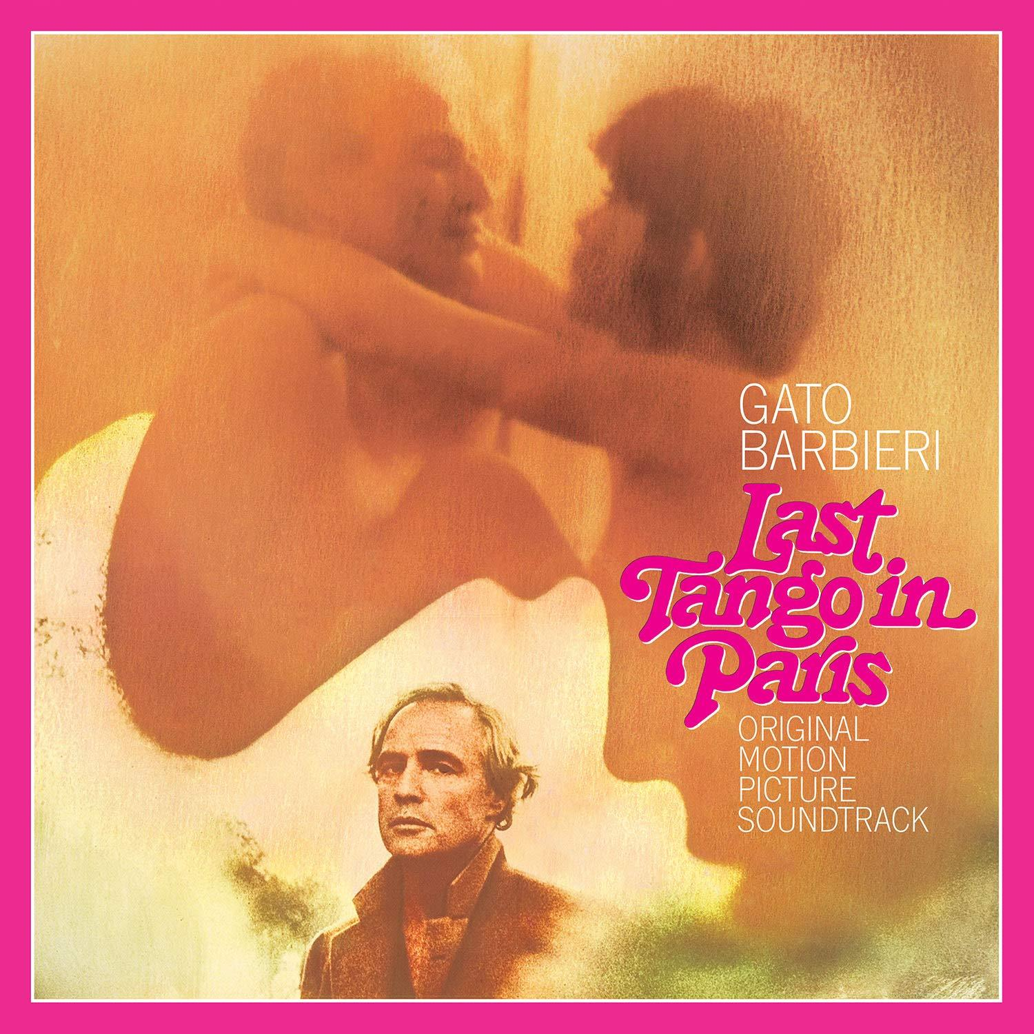 Gato Barbieri - Last Tango In Paris (Soundtrack) [LP] (Pink Vinyl, gatefold, limited to 500) - Urban Vinyl | Records, Headphones, and more.