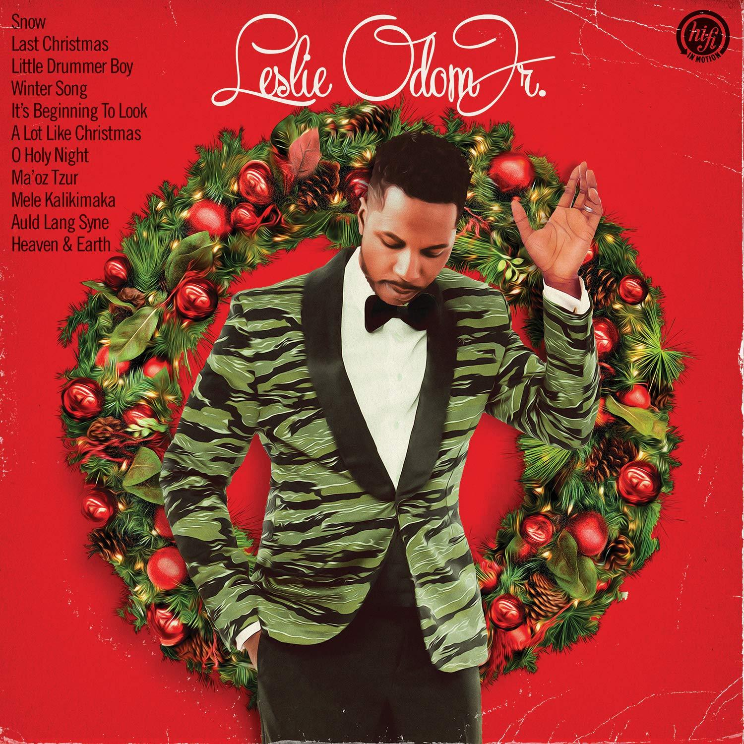 Leslie Odom Jr. - The Christmas Album [CD]