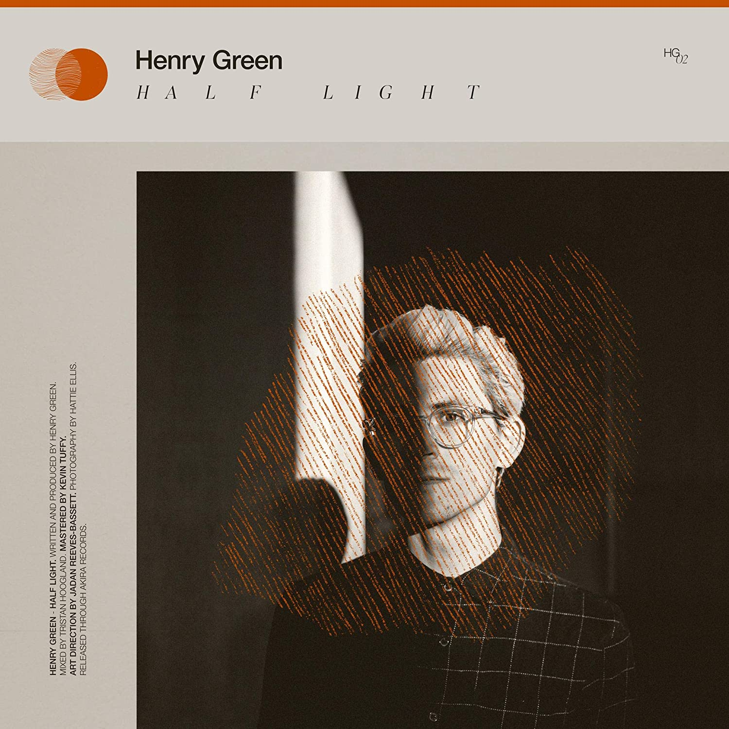 Henry Green - Half Light [LP] - Urban Vinyl | Records, Headphones, and more.