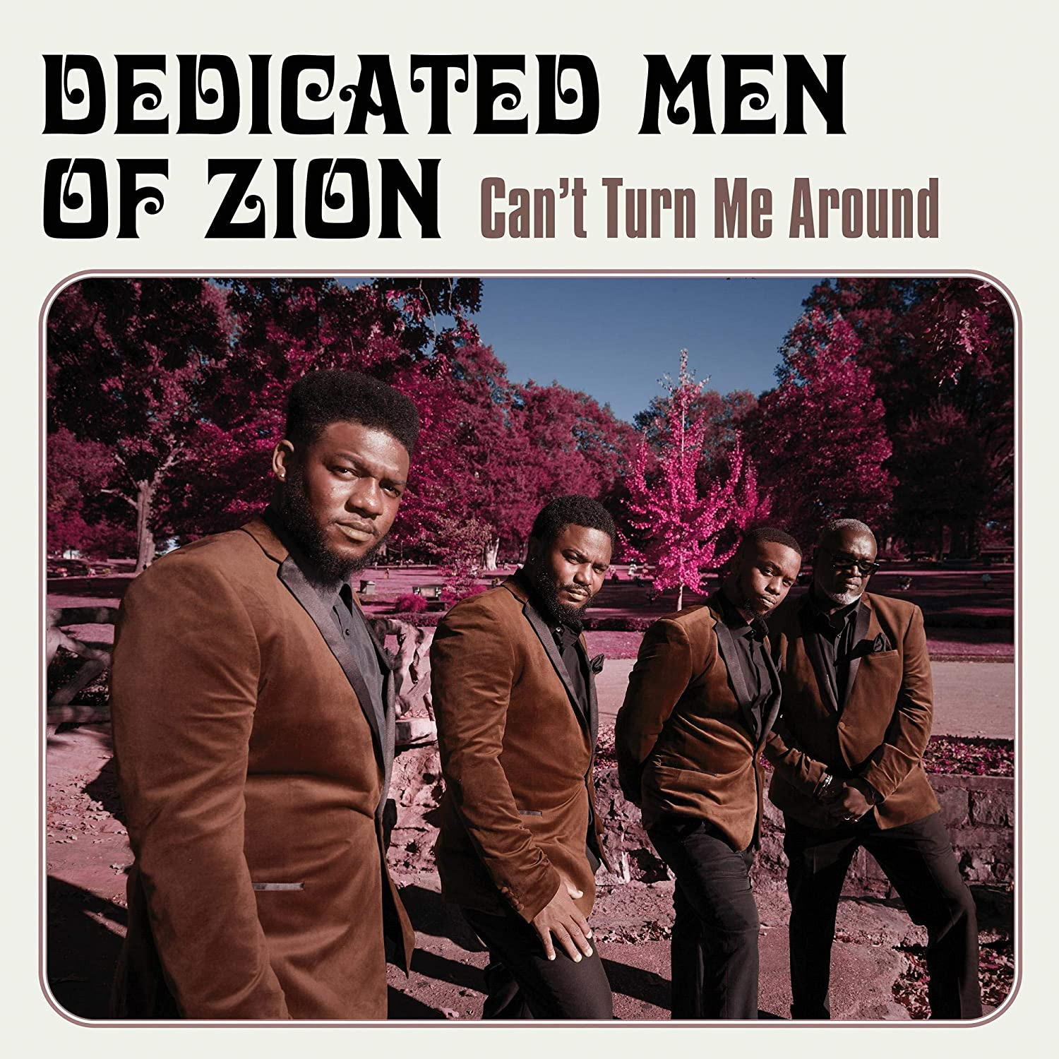 Dedicated Men Of Zion - Can't Turn Me Around [CD] - Urban Vinyl | Records, Headphones, and more.