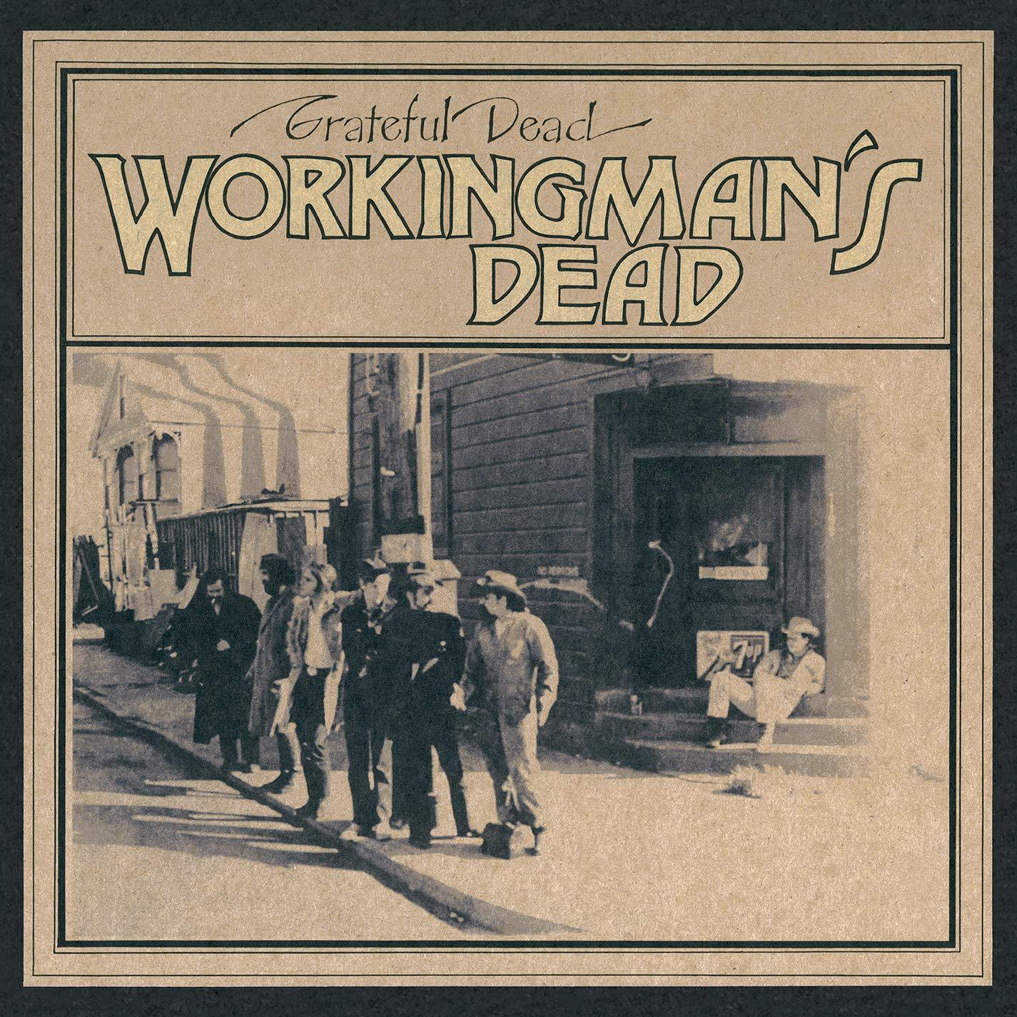 Grateful Dead - Workingman's Dead [LP] (50th Anniversary Deluxe Picture Disc Edition, remastered, limited to 10,000) - Urban Vinyl | Records, Headphones, and more.
