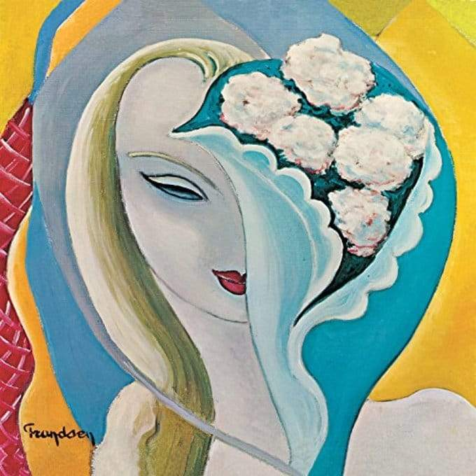 Derek & The Dominos - Layla And Other Assorted Love Songs [2LP] (180 Gram Audiophile Vinyl, limited/numbered)