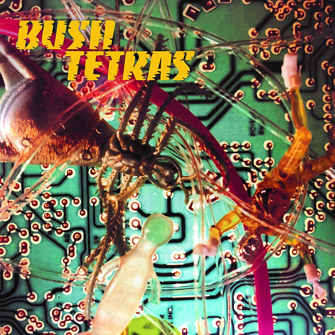 Bush Tetras - There Is A Hum b/w Seven Years [7'']