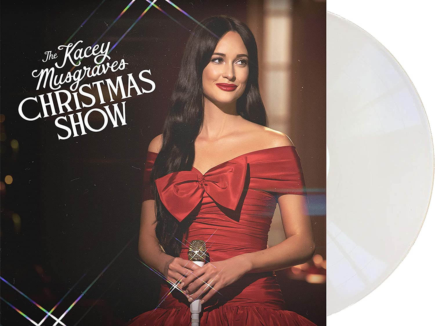 Kacey Musgraves - The Kacey Musgraves Christmas Show [LP] (White Vinyl)