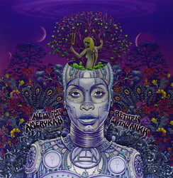 Erykah Badu - New Amerykah Part Two (Return Of The Ankh) [2LP] - Urban Vinyl Records