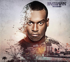 Fashawn - The Ecology [2LP] (feats. Nas, Aloe Blacc, Alchemist, etc.) - Urban Vinyl Records