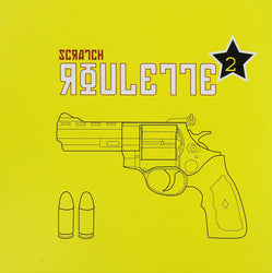 DJ JS1 - Scratch Roulette #2 - YELLOW COVER (LP)