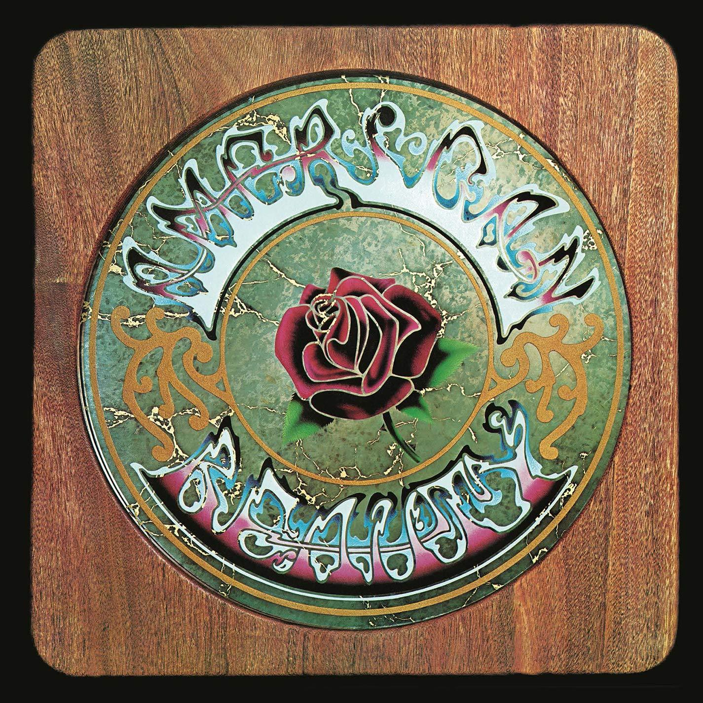 Grateful Dead - American Beauty [LP] (50th Anniversary, Picture Disc, customized album artwork on each side, limited)