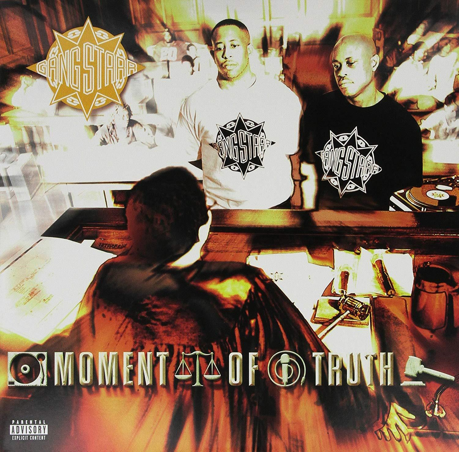 Gang Starr - Moment Of Truth [3LP] (Vinyl) - Urban Vinyl | Records, Headphones, and more.