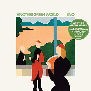 Brian Eno - Another Green World [LP] (140 Gram, remastered, 2017 Edition, no exports)