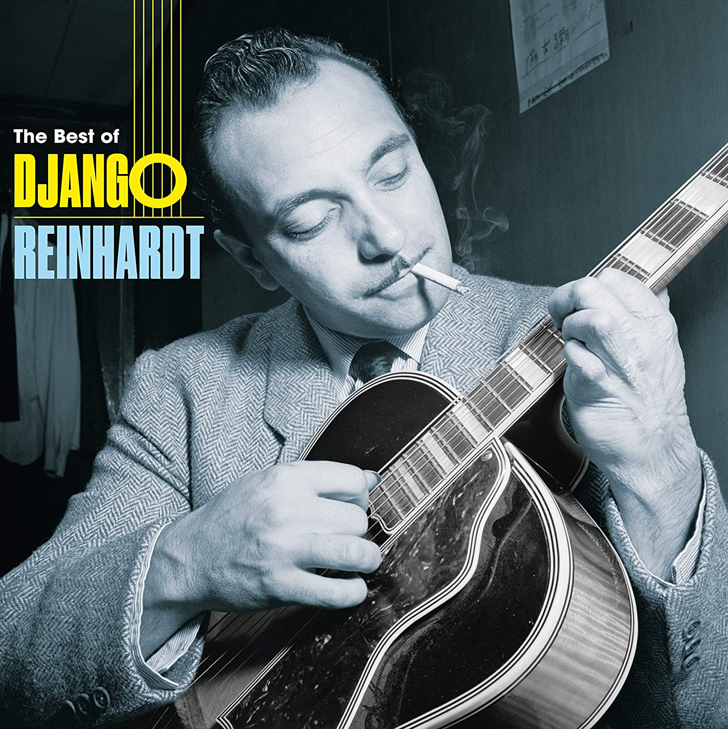 Django Reinhardt - Best Of [LP] (Solid Orange Vinyl, import) - Urban Vinyl | Records, Headphones, and more.
