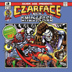 Czarface - Czarface Meets Ghostface [LP] - Urban Vinyl Records