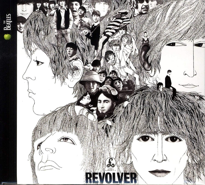 Beatles, The - Revolver [LP] (180 Gram, Remastered) - Urban Vinyl Records