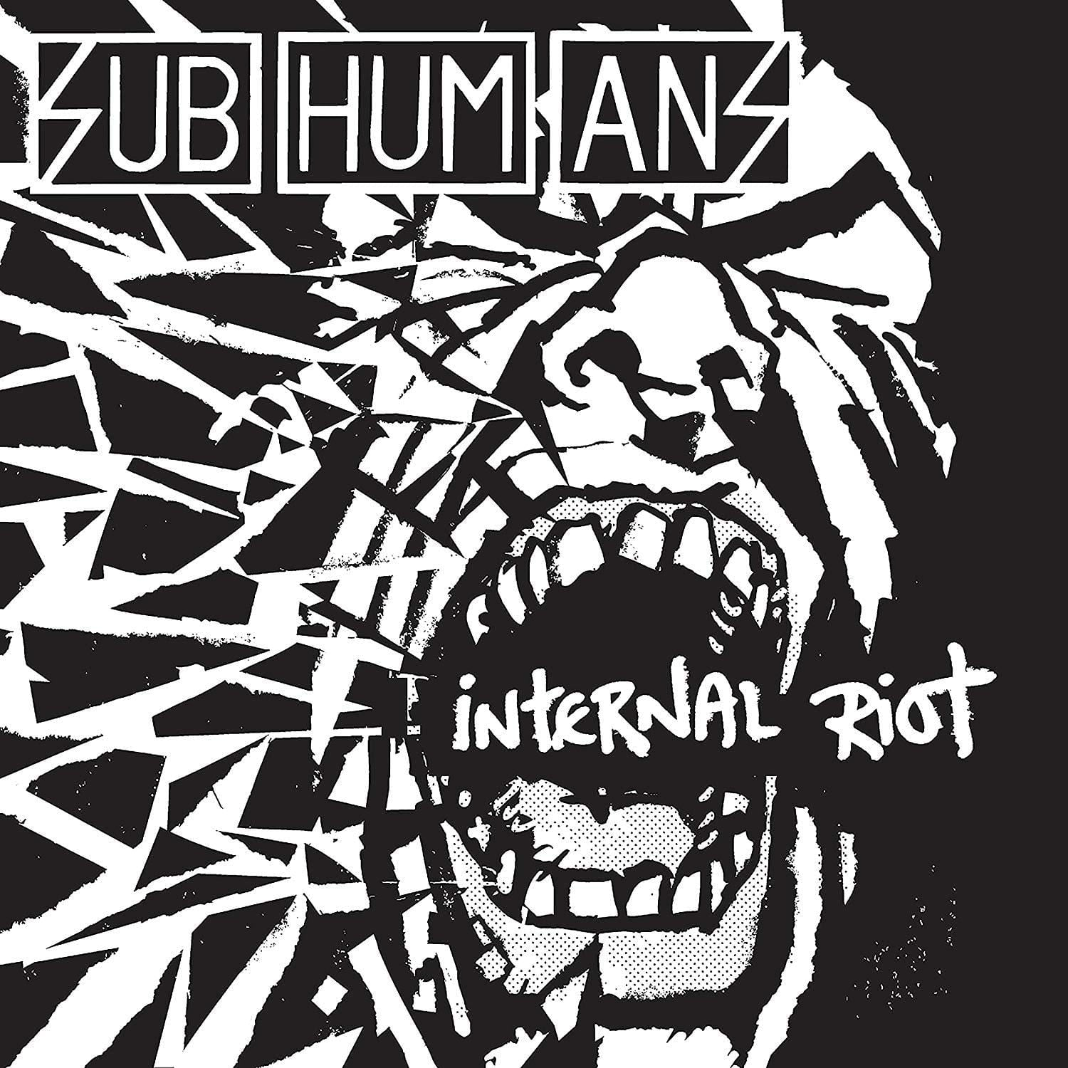 Subhumans - Internal Riot [CD]