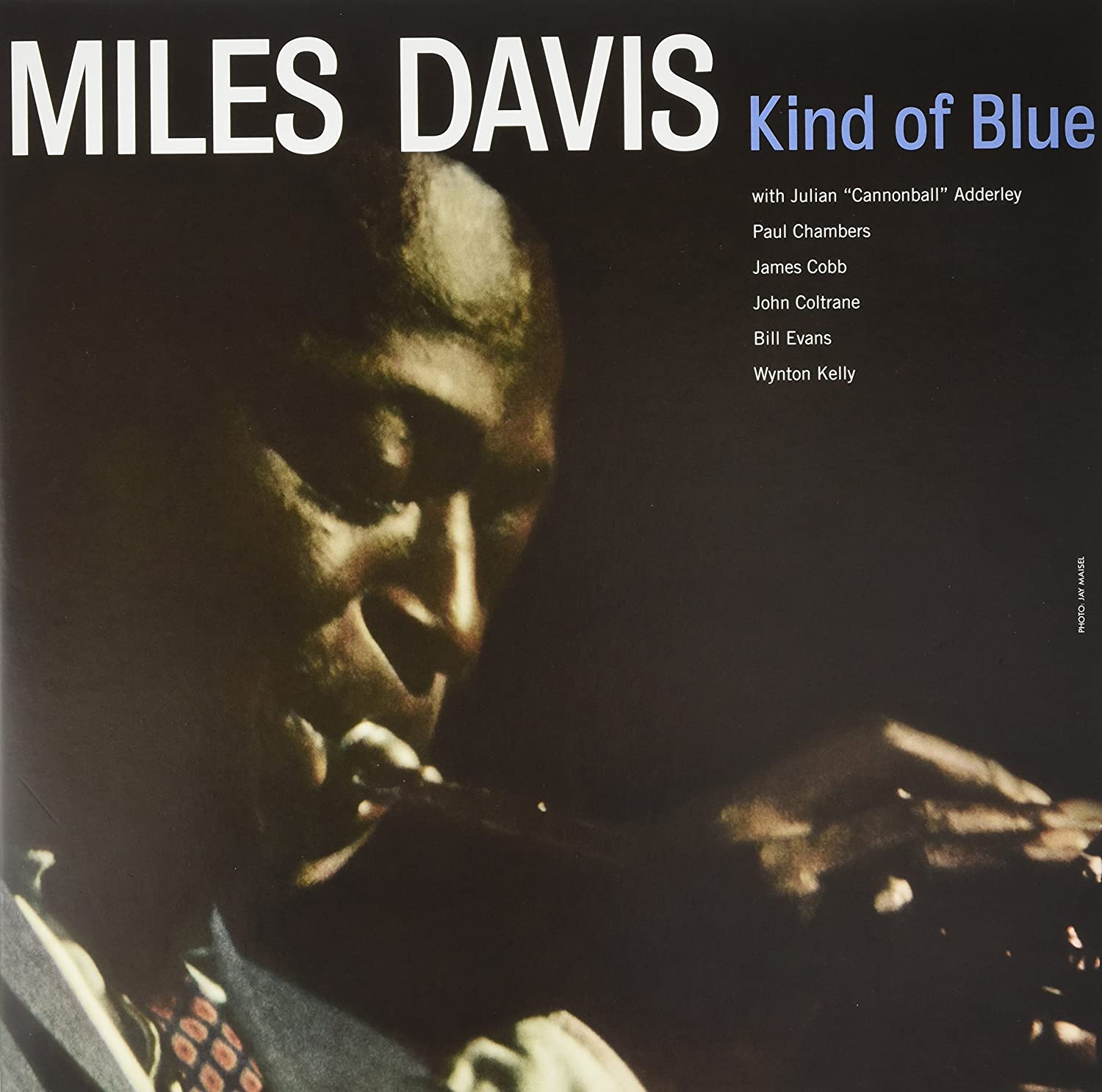 Miles Davis - Kind Of Blue [LP] (180 Gram Vinyl, gatefold, import) - Urban Vinyl | Records, Headphones, and more.