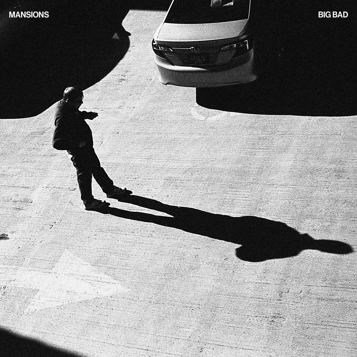 Mansions - Big Bad [LP] (Coke Bottle Clear Vinyl) - Urban Vinyl | Records, Headphones, and more.