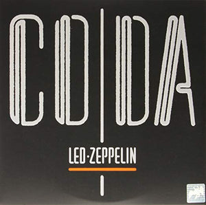 Led Zeppelin - Coda [3LP] (Deluxe Edition, 180 Gram, tri-fold sleeve, 12''x12'' inserts)