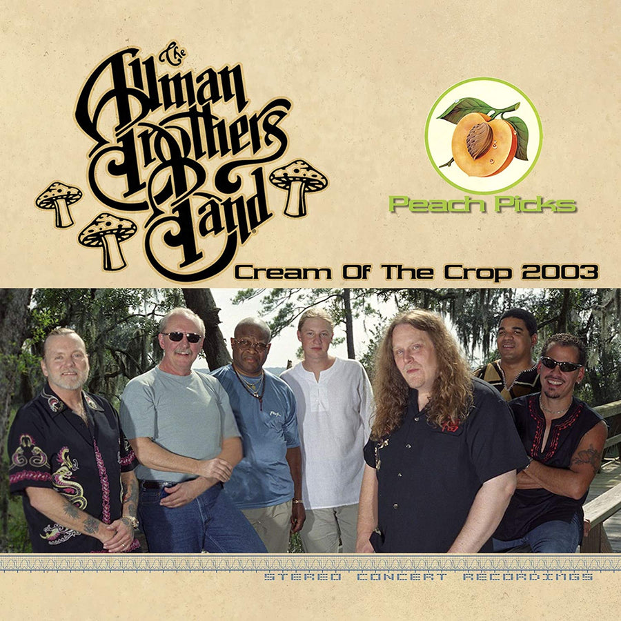 Allman Brothers Band, The - Cream Of The Crop 2003 [4CD]