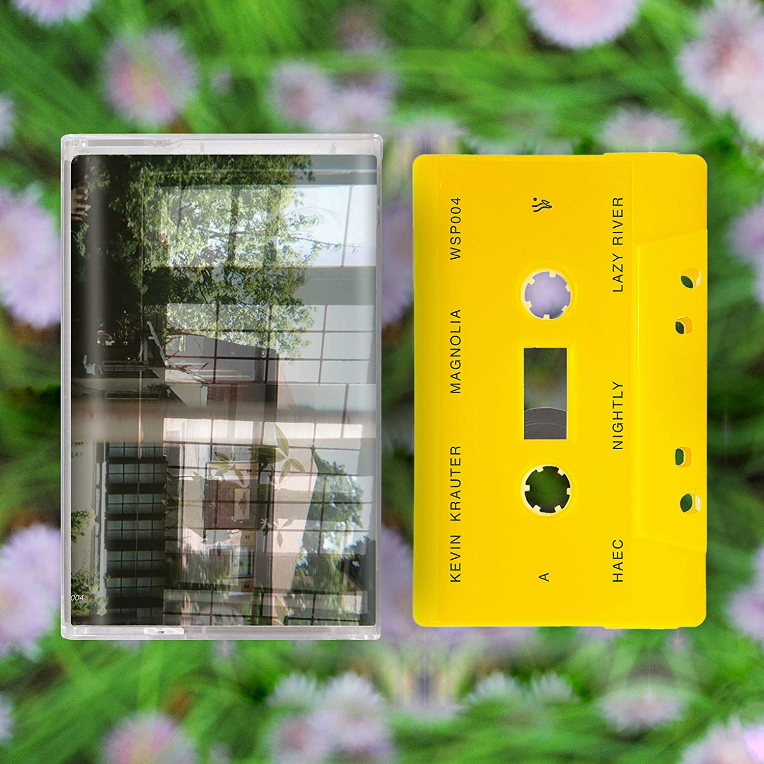Kevin Krauter - Magnolia [Cassette] - Urban Vinyl | Records, Headphones, and more.
