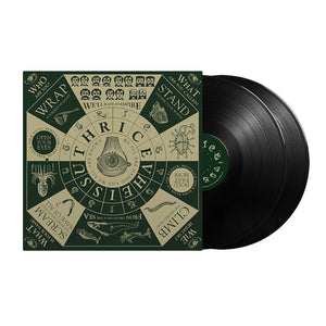Thrice - Vheissu (Deluxe Edition) [2LP] (180 Gram, black vinyl, gatefold, expanded artwork, 12-page booklet, limited to 2200)