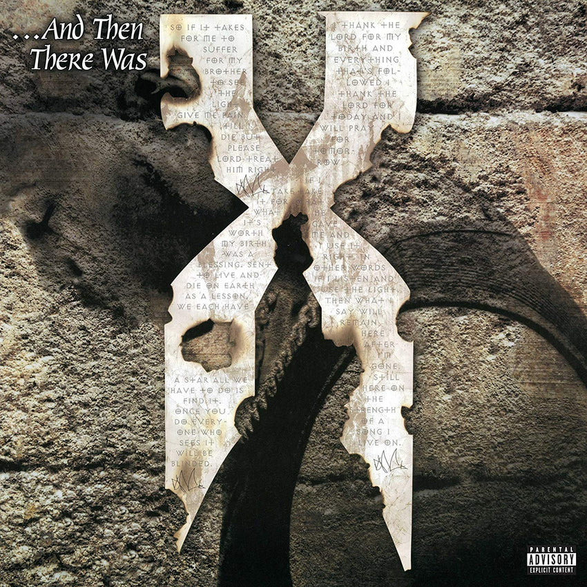 DMX - And Then There Was X [2LP] - Urban Vinyl Records