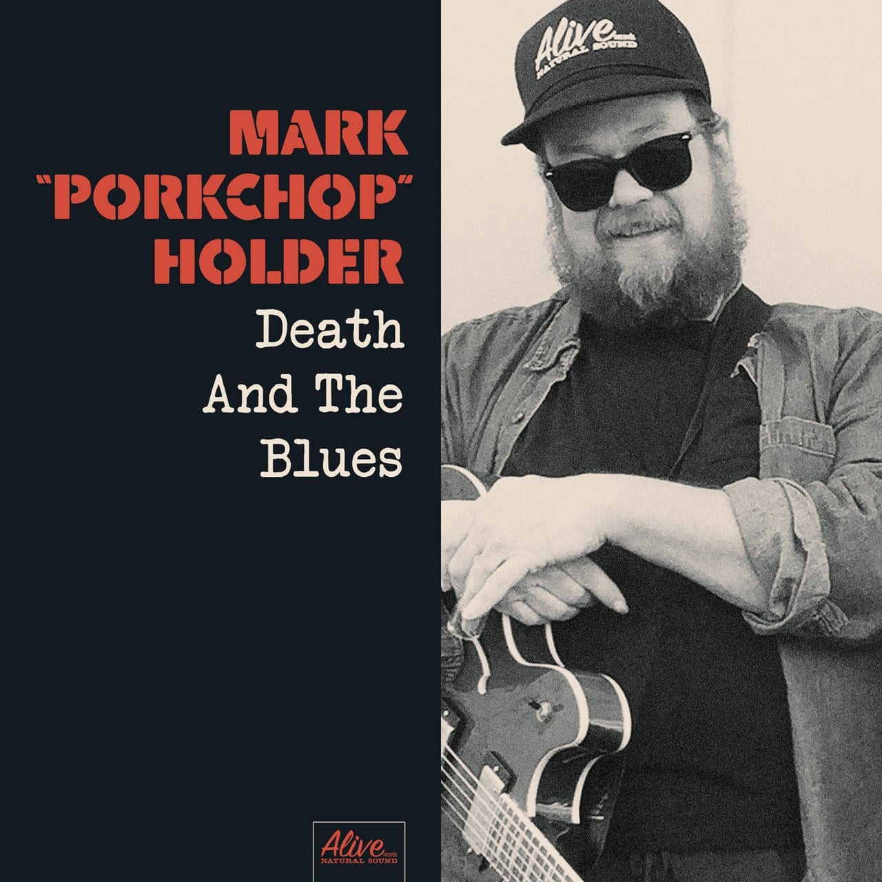 Mark Porkchop Holder - Death And The Blues [LP] - Urban Vinyl | Records, Headphones, and more.